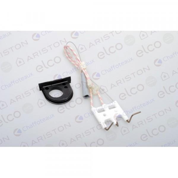 Блок электродов для газовых котлов Ariston (Аристон) и Chaffoteaux (Шифато) 65104549