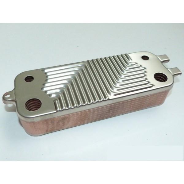 Теплообменник вторичный для газовых котлов Buderus (Будерус) Logomax U072 87186446250