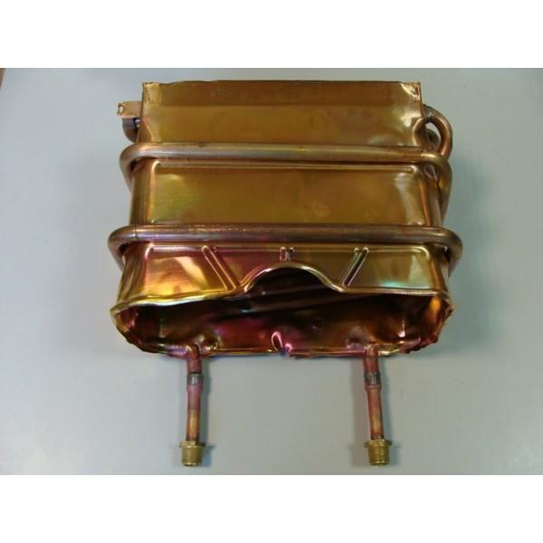 Теплообменник основной для газовых котлов Bosch (Бош) Gaz 3000 W Buderus (Будерус) Logomax U032-24 87054063230