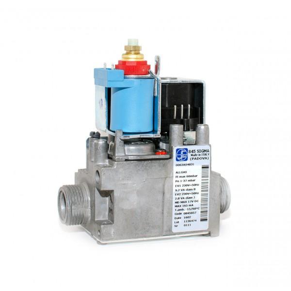 Газовый клапан SIT 845 для газовых котлов Fondital (Фондитал) 6VALVGAS06