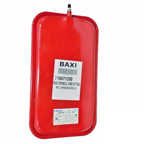 РАСШИРИТЕЛЬНЫЙ БАК 6 ЛИТРОВ ДЛЯ КОТЛОВ BAXI MAIN-5 (710471200)
