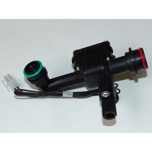 Гидроузел датчика протока с краном подпитки для газовых котлов Navien (Навиен) 30002725D